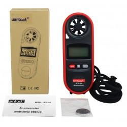 Anemometr - wiatromierz Wintact WT 816A