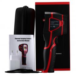 KAMERA TERMOWIZYJNA –20 +450 / 320x240 TERMODETEKTOR 3GB USB