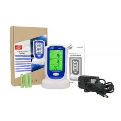 Miernik jakości powietrza - pomiar stężenia pyłów PM2.5 PM10, Benetech GM8803