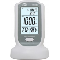 Miernik dwutlenku węgla Benetech GM8802