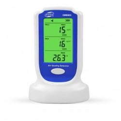 Miernik jakości powietrza - pomiar stężenia...