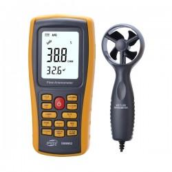 Anemometr (wiatromierz i przepływomierz) Benetech GM8902