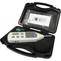 Sonometr - decybelomierz Benetech GM1357 - cyfrowy miernik natężenia dźwięku