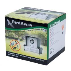 Odstraszacz ptaków z czujnikiem ruchu BIRD AWAY LS-987BF