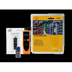Miernik mocy optycznej Benetech GM65 -70 ~ +6 dBm 2,5mm