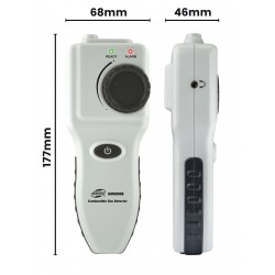 Detektor gazów łatwopalnych Benetech GM 8800B
